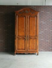 Armoire ~ French Provincial Wardrobe ~ TV Cabinet ~ Country French Armoire