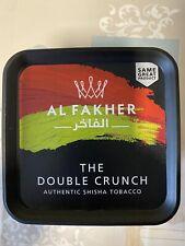 Tabac Chicha Al Fakher goût Double Pomme Double Crunch 1kg