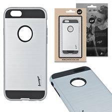 Beeyo Armor Outdoor Handy Tasche Schale Case Samsung Galaxy S8 Silber