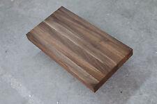 Tischplatte Platte Nussbaum Europäische Massiv Holz NEU Leimholz Brett Echtholz
