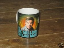 Six Million Dollar Man Bionic Steve Austin MUG