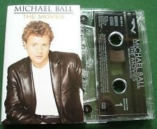 Michael Ball The Movies inc. My Heart Will Go On + Cassette Tape - TESTED