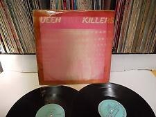 QUEEN - Live Killers KOREA 2 LP set Pink Cvr