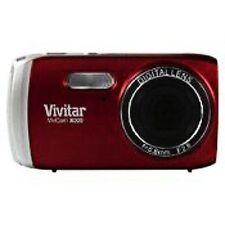 Vivitar ViviCam X020 10.0MP Digital Camera - Black