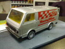 """Siku Volkswagen ( VW ) LT28 1:55 zilver """"Racing Team"""""""