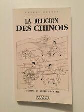 LA RELIGION DES CHINOIS