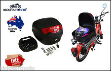 HONDA CT110 Postie Bike 30L Topbox Rear Storage Luggage Top Box CT 110