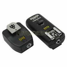 RF602 Wireless Flash Trigger Nikon D810 D800E D800 D700 D300 D3X D1 D3 D4