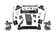 "Chevy GMC 1500 Pickup 6"" Suspension Lift Kit w/ N2.0 Shocks 14-17 4WD (227.20)"