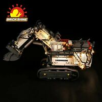 LED Light Kit for Lego Liebherr R 9800 Excavator 42100 ( AUS Top Rated Seller)