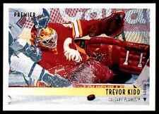 1994-95 O-Pee-Chee Premier Special Effects Trevor Kidd #413