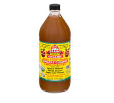 Bragg Apple Cider Vinegar Concentrate Miracle Cleanse 32 fl oz