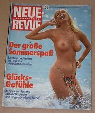 Neue Revue Nr. 30/1975 vom 21. Juli 1975, Sammler, Geburtstagsgeschenk