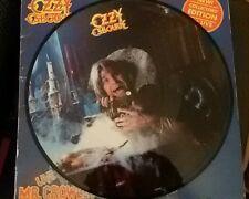 "OZZY OSBOURNE Mr Crowley  12"" vinyl . Rare"