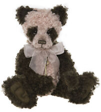 Ethel - collectable jointed plush teddy bear by Charlie Bears - CB191934A