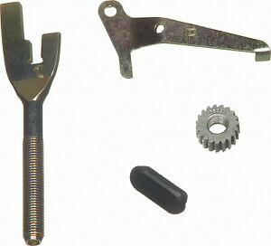 Drum Brake Self Adjuster Repair Kit-Rear Right Wagner F124504S fits Chrysler Dod