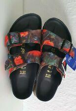 Birkenstock Papillio Arizona Textil Sandale Schuhe floral Gr 37