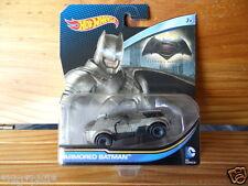 Hot Wheels DC Comics Batman v Superman ARMORED BATMAN (A+/A)