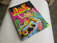 ARAK FILS DE LA FOUDRE 1...COMICS  .ARTIMA .1982  .TBE