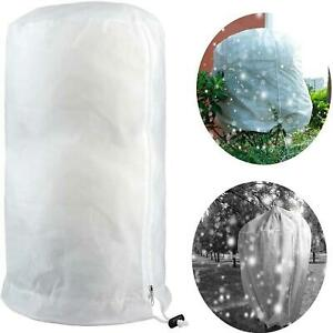 Fabric Warm Plant Cover Garden Tree Shrub Winter Anti Frost Protection Bag