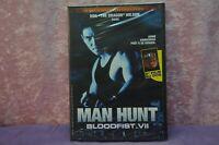 DVD MAN HUNT/ LE MASQUE DE LA MORT 2 FILMS NEUF SOUS BLISTER