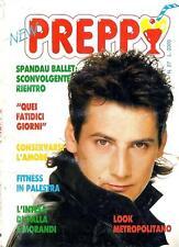 """NEW PREPPY"" N.27 EDIFUMETTO LOOK ANNI 80 SPANDAU BALLET TONY HADLEY (PANINARO)"