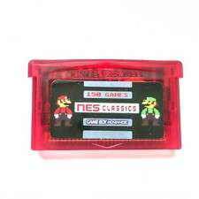 150 Games in 1 Card Adventure Island Castlevania Cartridge for GBM GBA SP NDSL