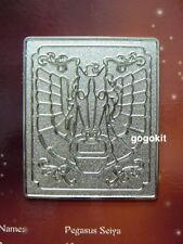 Bandai Saint Seiya Saint Cloth Myth Series Pegasus Seiya Metal Plate