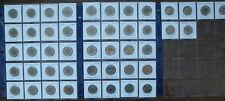 1996-2021 Canadian Toonie Collection Made for Circulation Collection  47 Coins