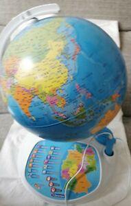 Clementoni Weltentdecker Interaktiver Globus Spielzeug Kinderspielzeuggebraucht