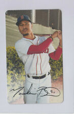 2019 Topps Heritage Mookie Betts 1970 Super Boxtopper  Boston Red Sox ~ GEM MINT