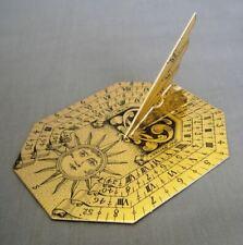 Sun Dial Vintage Precision Die Cut Scientific Instrument Kit Paul Macalister