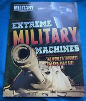 Extreme Military Machines Book The Worlds Toughest On Land Sea And Air Paperback