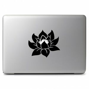 "Lotus Flower for Apple Macbook Air/Pro 11 13 15 17"" Laptop Vinyl Decal Sticker"