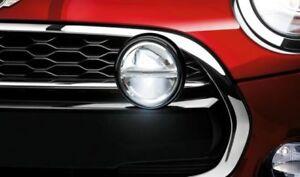 MINI Genuine Additional LED Headlights Retrofit Kit Installing Set 63122287148