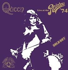 Queen - Live at the Rainbow [New CD]