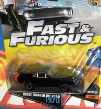 Hot Wheels  Fast & Furious 7 1970 Dodge Charger Off-Road mit Gummibreifung MOMC