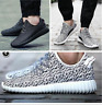 MENS YEEZY BOOST TRAINERS FITNESS GYM SPORTS RUNNING SHOCK SHOES SPORTS 3#