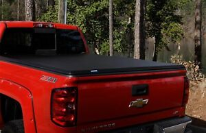Lund For 04-12 Chevrolet Colorado/ GMC Canyon Hard Fold Truck Cover 5 Ft. 969152