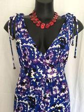 Viscose Casual Maxi Millers Falls Company Dresses