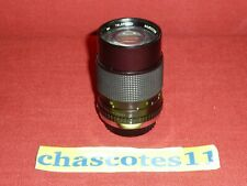 Vivitar 135mm f2.8 MC Telephoto Manual Focus Zoom Camera Lens Olympus OM-System