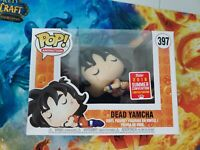 Funko Pop! Animation Dragon Ball Z Dead Yamcha #377 2018 SDCC shared exclusive