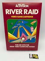 River Raid Atari 2600 CIB Complete Activision Unplayed