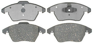 Frt Ceramic Brake Pads ACDelco Advantage 14D1107AC