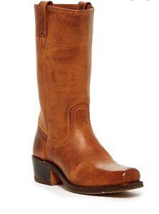 RARE Women's Frye Cavalry Boots Cognac size 11 NIB- Beautiful Boots!