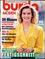 Burda Moden 08.1988