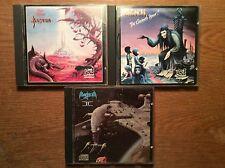 Magnum [3 CD ALBUM] Eleventh Hour (Jet Records) + II (FM) + Chase the Dragon (JET)