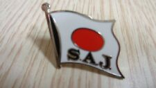 Pyeongchang 2018 olympic winter game Ski assiciation of Japan pin