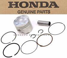 New Honda Piston Kit Set Rings Pin Clips 02-09 CHF50 03-16 NPS50 Top End #N194