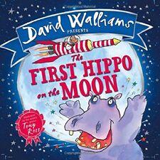 The First Hippo on the Moon,David Walliams, Tony Ross
